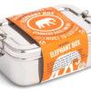 Boîte-repas originale Elephant Box - Boîte à lunch en acier inoxydable