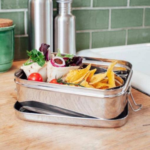 Boîte pour la préparation de repas et la conservation des aliments