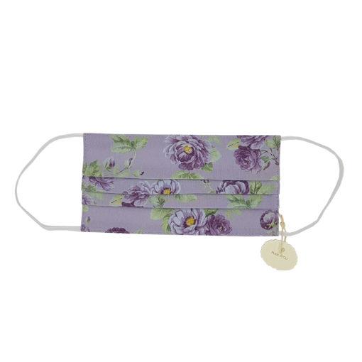 Masque en coton pour adultes VioletFlower